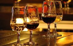Dahlonega area wineries in winter
