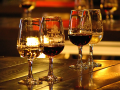 Dahlonega area wineries in winter