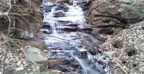 High Shoals Falls Walton Creek