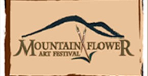 Mountain Flower Art