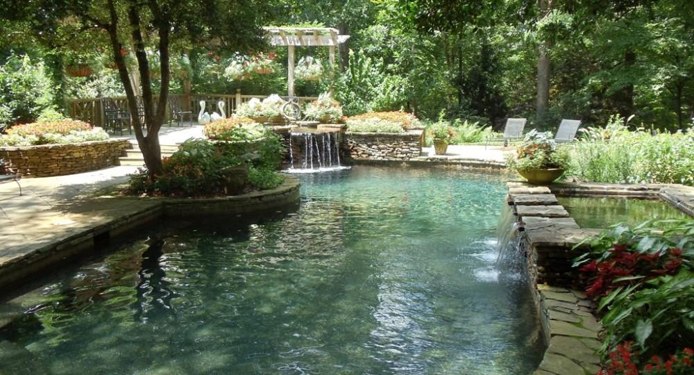 Gibbs Gardens - Long Mountain Lodge