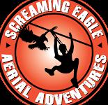 Screaming Eagle Aerial Adventures Zip Line Logo